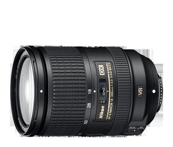 Nikon 18-300 superzoom lens